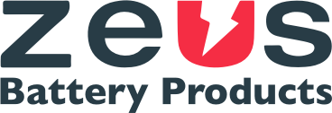 Logo: Zeus Battery Products